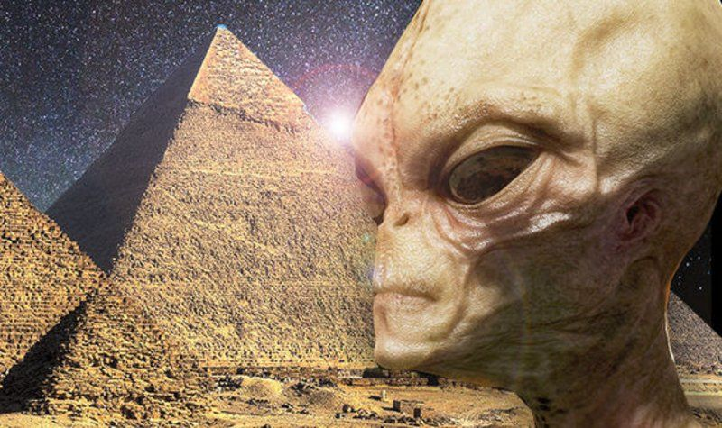 A Netflix Documentary Claims The Pyramids Of Egypt Were 'Built by Aliens'
