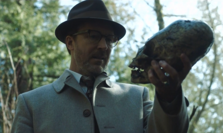 Watch the First Trailer For Retro UFO Thriller Project Blue Book