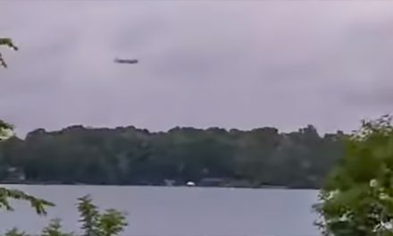 Video of UFO Sighting Over Lake Norman Now Going Viral