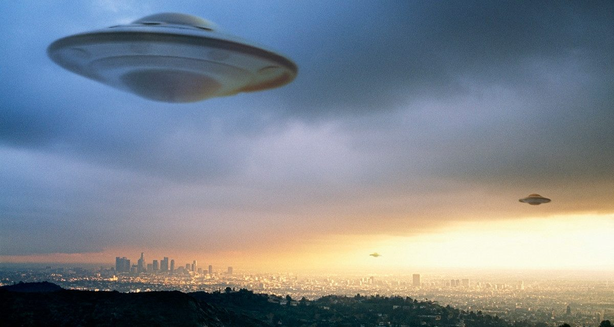 UFOs have come out of the fringe and into the mainstream