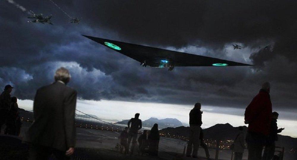 U.S. Navy Has Been Granted a Patent on Theoretical Aircraft Resembling Recently-Reported UFOs – Exo News