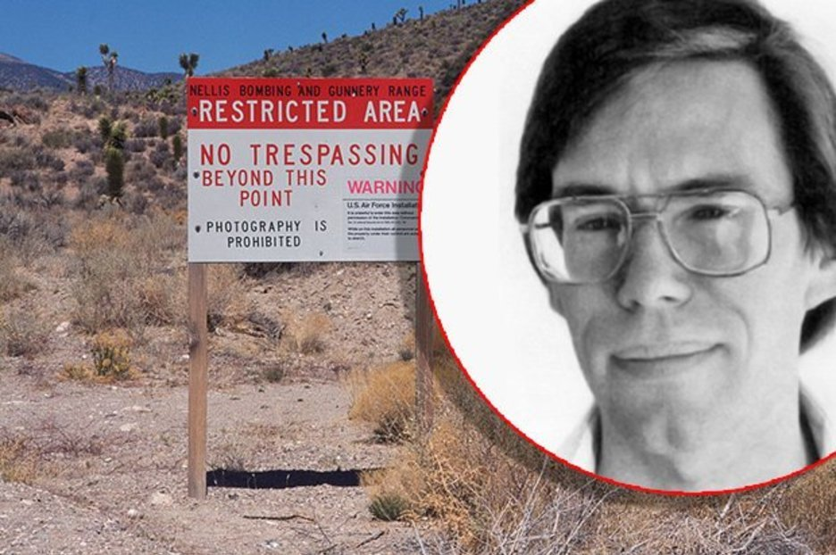 UFO expert Bob Lazar's chilling warning to stay away from Area 51 – Alien UFO Sightings