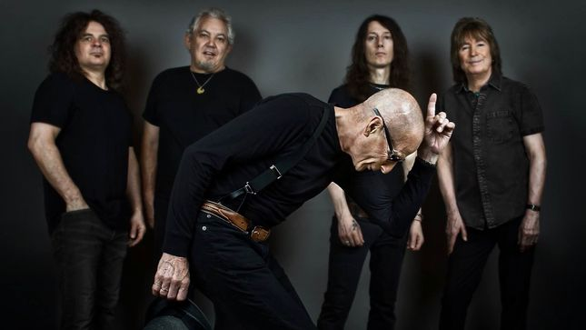 """UFO Announces Final North American """"Last Orders"""" Tour; BLUE ÖYSTER CULT, ARMORED SAINT To Appear On Select Dates – Bravewords.com"""