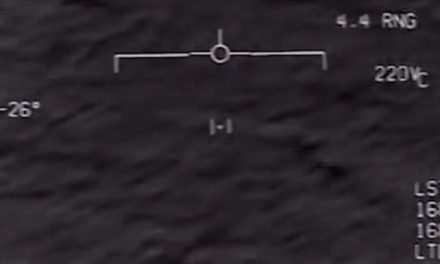 Watch: Declassified footage appears to show F/A-18 Hornet intercept of a UFO off America's East coast in 2015 | Fighter Sweep