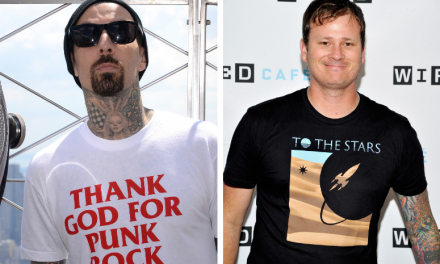Travis Barker and Tom DeLonge Spent Free Time Looking for Bigfoot and UFOs | The World Famous KROQ