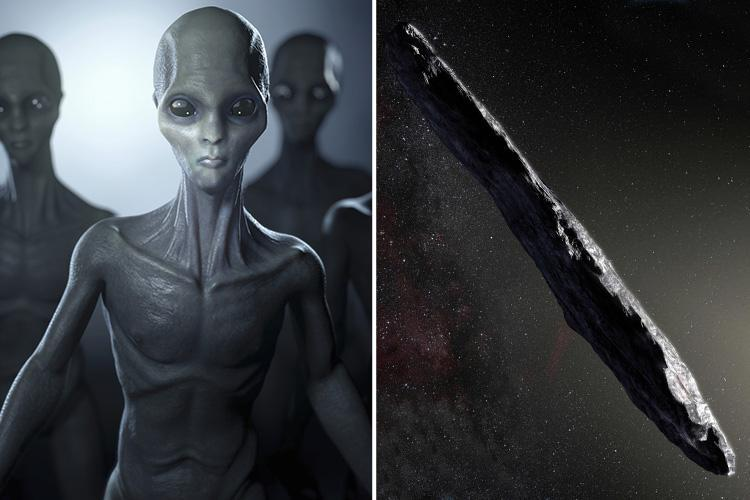 Advanced alien probes could be watching our every move, warns former MoD UFO investigator