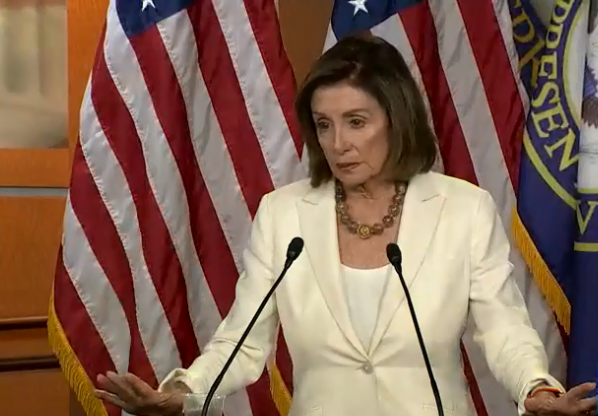 Pelosi Tells Deportable Aliens They Can Refuse to Open Their Doors to ICE Agents