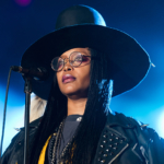 Erykah Badu Rates Aliens, Period Tracker Apps, Weed, and More