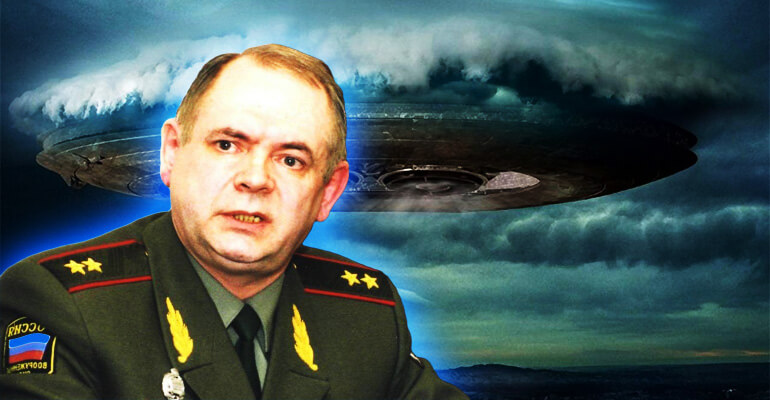 "Russian General: ""We've Been Summoning UFOs for Over 30 Years"""
