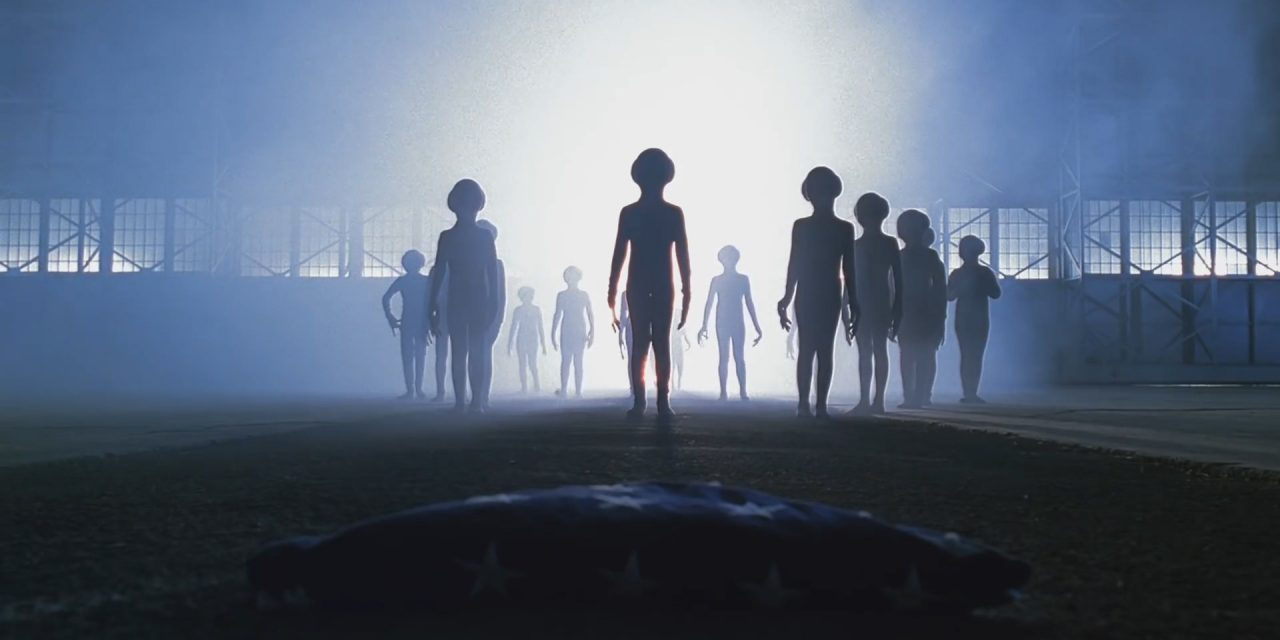 Storming Area 51: 200,000 People Sign Up to Mass Invade the Nevada 'UFO' Base