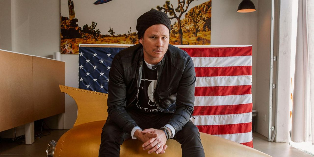 The Former Singer of Blink-182 Is Creating a Sci-Fi Disney for Millennials (and It Studies UFOs, Too)