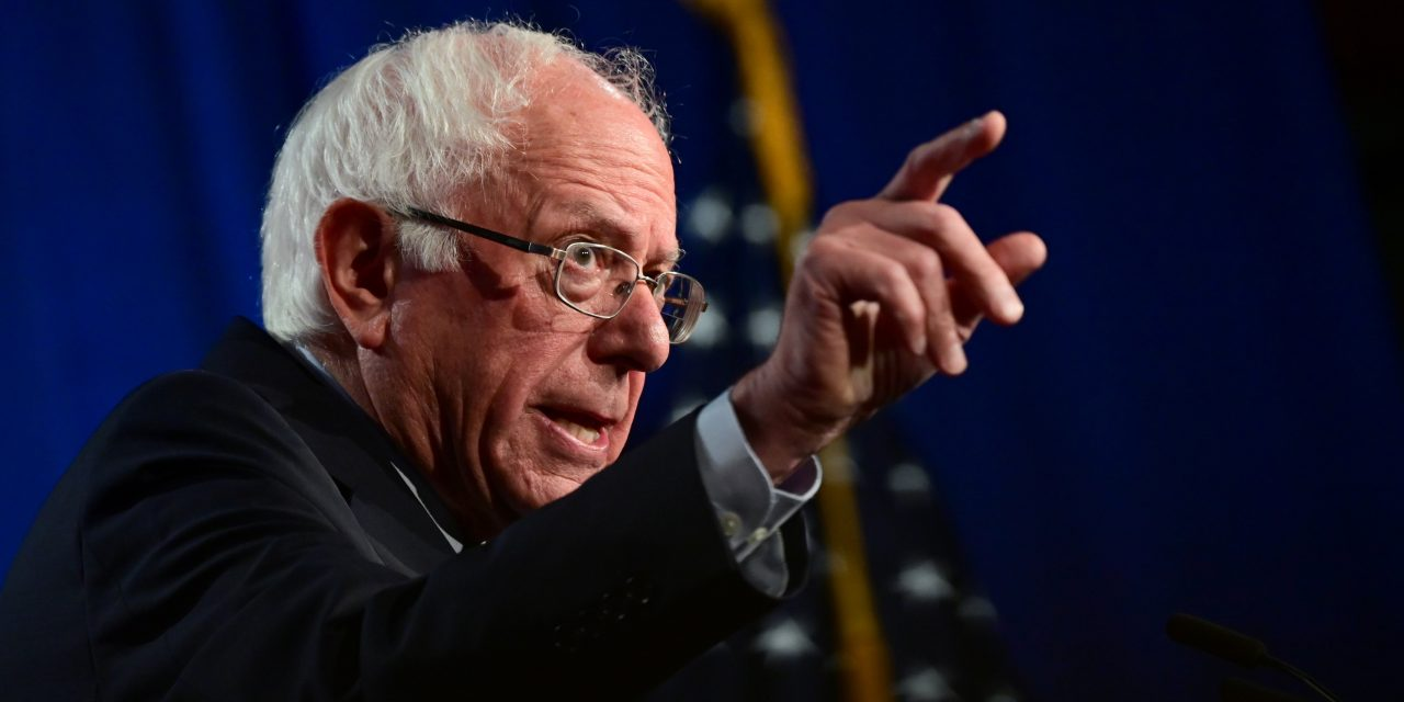 Bernie Sanders Says He'll Show Us The Aliens. Can He? | The Daily Caller