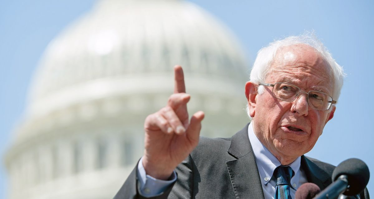 Bernie Sanders Pledges to Release Any Info About Aliens If He's Elected in 2020   Live Science