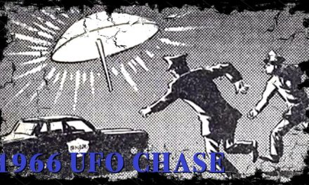 The Parajournal: Famous 86-mile UFO chase in 1966 still defies Air Force 'explanation'
