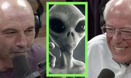Bernie Sanders Promises to Reveal the Truth About Aliens on Joe Rogan Podcast