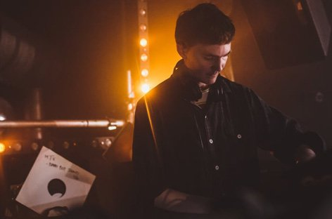 about blank with Ben UFO, Job Jobse