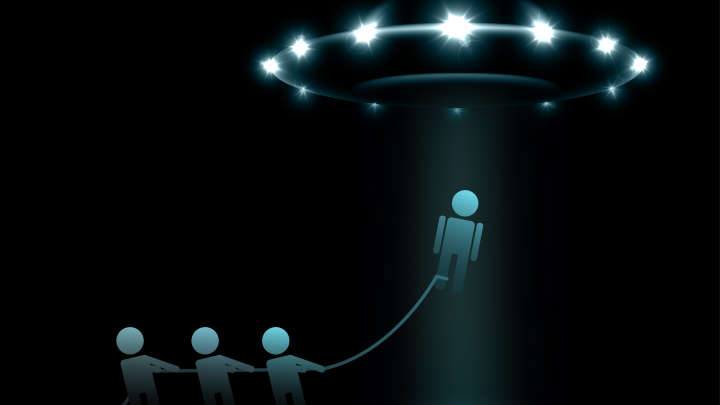 """Physicist Michio Kaku Suggests We'll Meet Aliens Within This Century And They'll See Us As Primitive """"Forest Animals"""""""