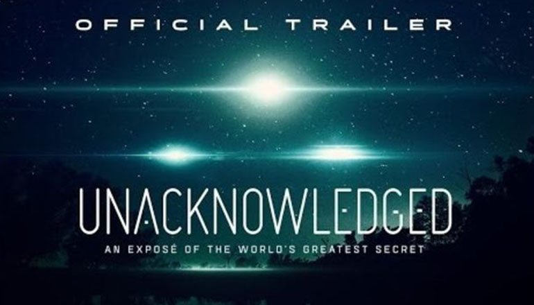 Unacknowledged Trailer: A Documentary To Expose The Big, Fat, Ugly UFO Lie