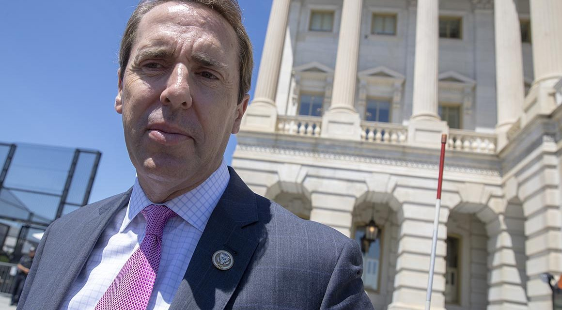 Navy withholding data on UFO sightings, congressman says – POLITICO