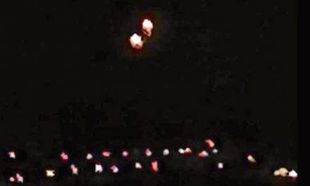 Dundee man captures video of 'UFO' above River Tay – Evening Telegraph