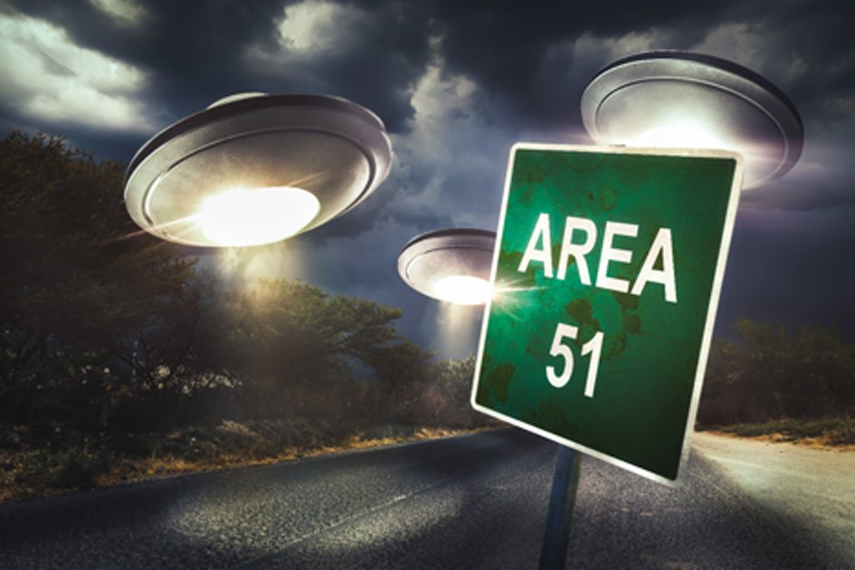 660,000 Sign Up to Take Area 51 By Storm and 'See Them Aliens'