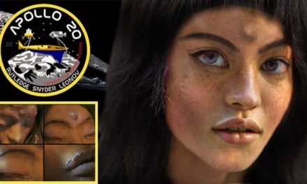 Mona Lisa, the Alien Girl Apollo 20 Found on the Moon Hoax – Alien UFO Sightings