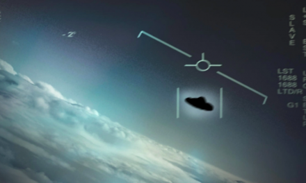 US Navy Confirms UFOs Are Real Using Two Videos of Mysterious Objects