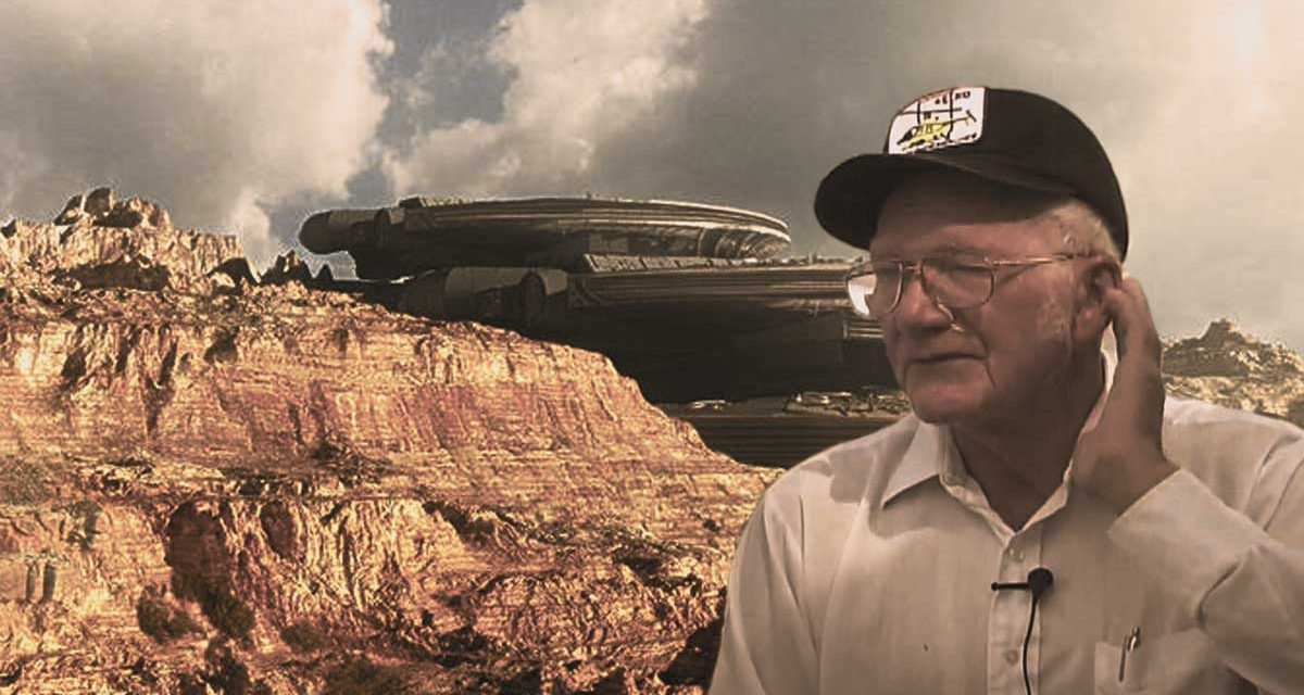 "AREA 51 ENGINEER BREAKS HIS SILENCE: ""THERE IS AN EXTRATERRESTRIAL RACE WORKING WITH US"" – Alien UFO Sightings"