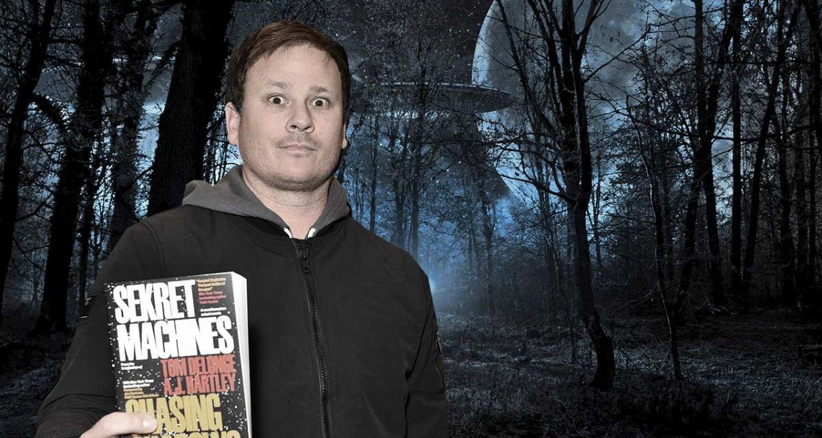 US Navy confirms UFOs are real thanks to Tom DeLonge | Louder