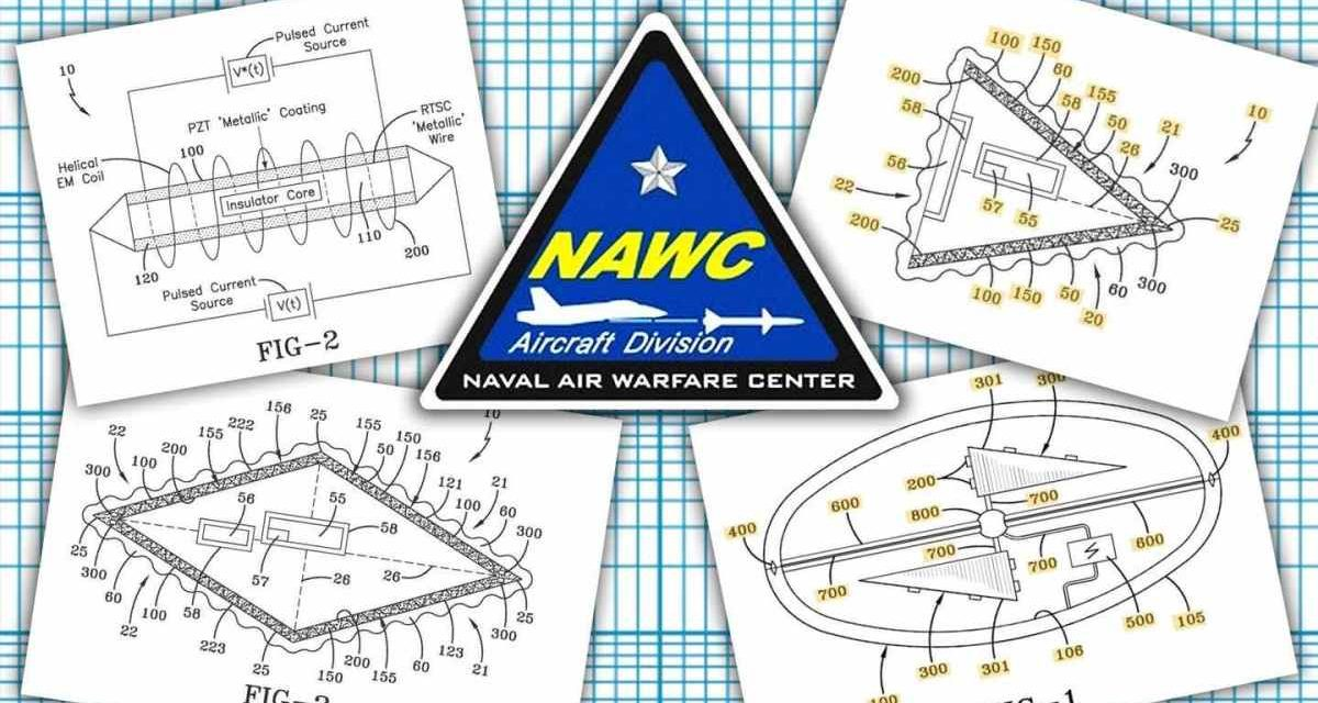 Navy's Advanced Aerospace Tech Boss Claims Key 'UFO' Patent is Operable – Exo News