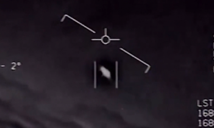 The U.S. Navy just confirmed these UFO videos are the real deal | CTV News