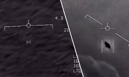 US Navy Confirms UFO Videos Are Real And Never Should've Been Released