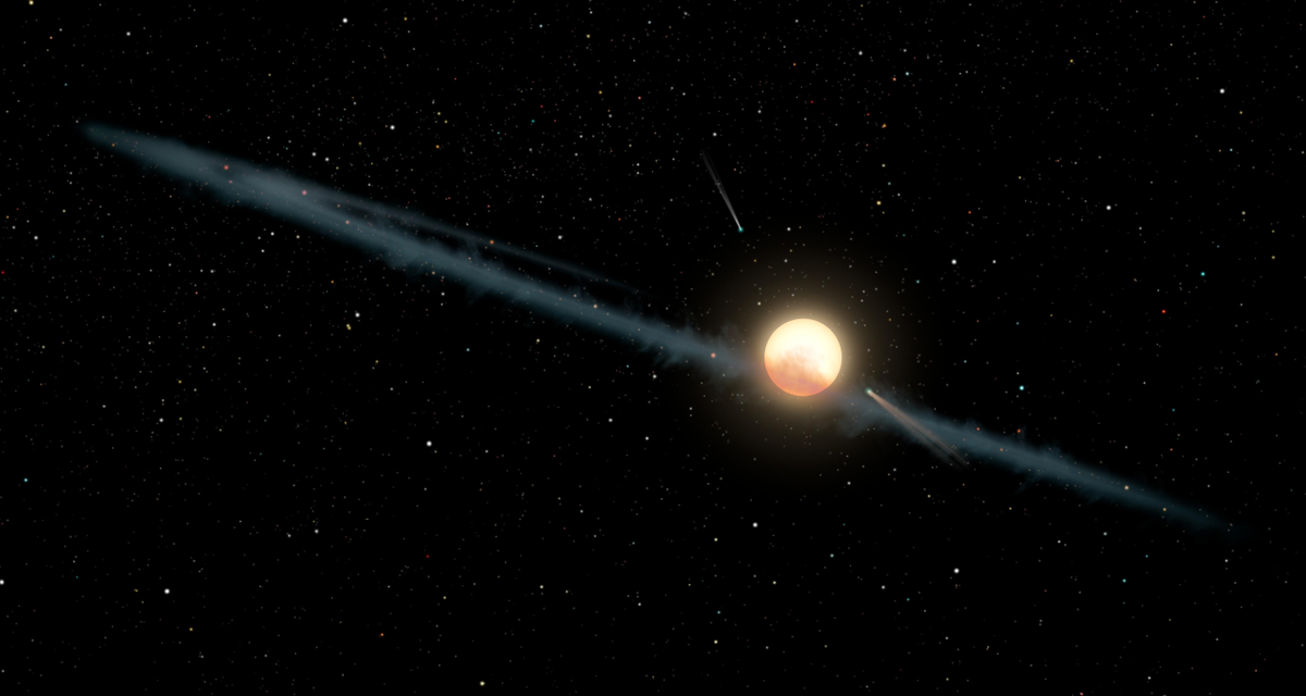 Aliens Aren't Responsible For The 'Alien Megastructure' Star