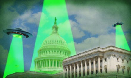 There Are UFO Lobbyists in DC, and Lawmakers Are Apparently Listening
