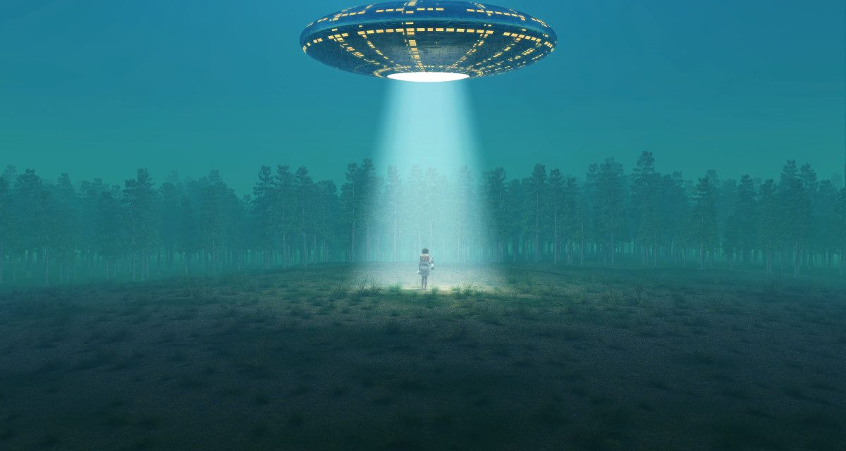 Aliens DO exist and we are not alone in the universe, says Britain's former top spook