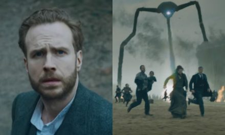 Aliens attack in first-look War of the Worlds trailer