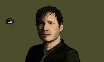Tom Delonge Opens Up About Fatherhood, Regrets, and, Oh Yeah, UFOs