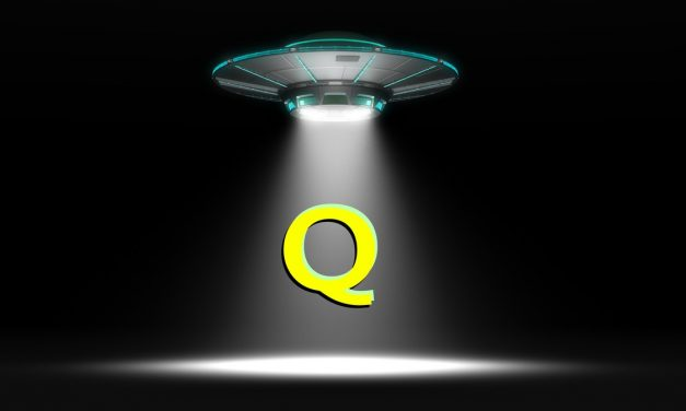 QAnon and UFO Conspiracies Are Merging