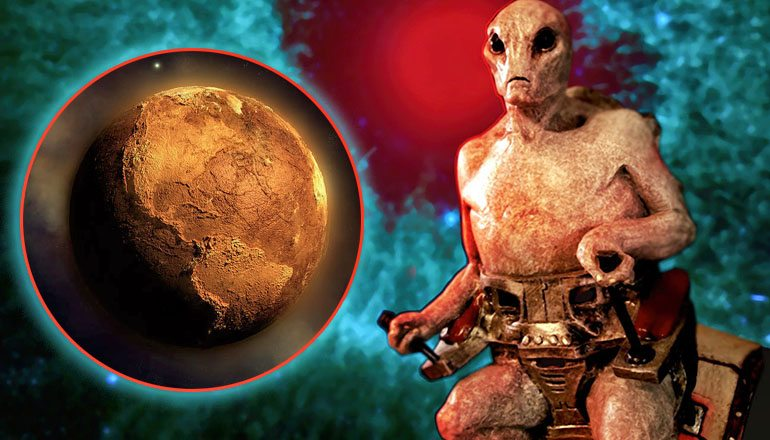 Top Scientists Warn Aliens Will Subdue The Earth And Milk It Dry