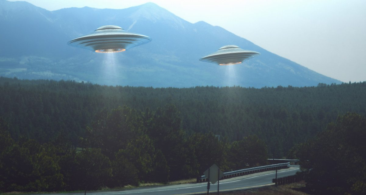 Navy UFO mystery deepens amid disclosure that 'unknown individuals' told officers to erase evidence
