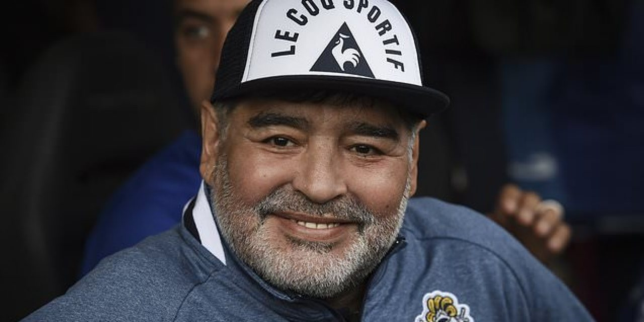 Diego Maradona claims he was abducted by aliens in a UFO | Daily Mail Online