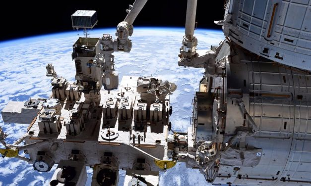 UFO Expert Claims ISS Video Is '100% Proof' NASA Knows Aliens Exist