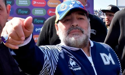 Diego Maradona claims he was abducted by a UFO and lost his virginity at 13 to 'older woman reading newspaper'