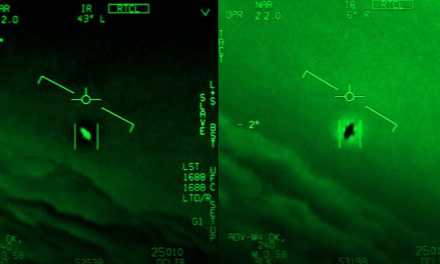 "Navy Pilot Describes Bizzare ""Tic Tac"" UFO Encounter He Filmed"