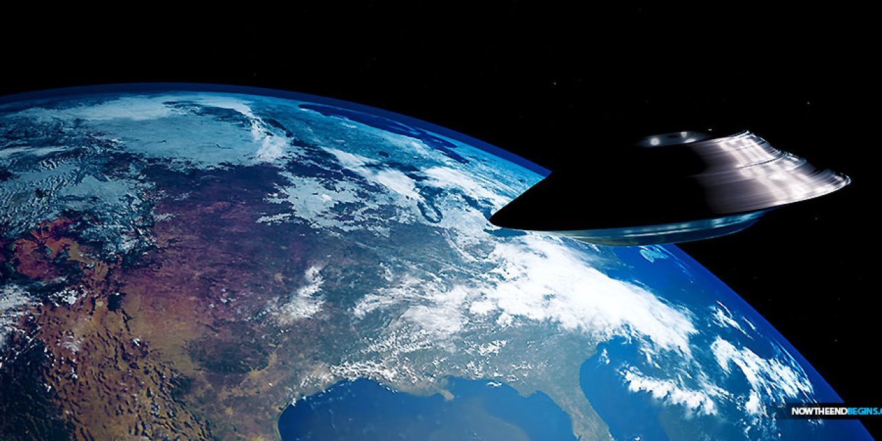 United States Navy Says They Will Not Allow The American Public To Read UFO Reports That Pilots File With The Advanced Aerospace Threat Identification Program • Now The End Begins