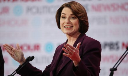 Amy Klobuchar Hints at Declassifying UFO Info If Elected