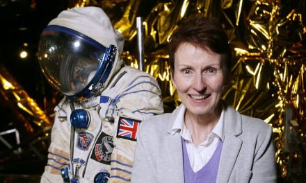 Aliens exist and may be among us, says Dr Helen Sharman | Daily Mail Online
