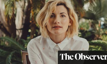 Jodie Whittaker: 'I believe in aliens 100%' | Life and style | The Guardian