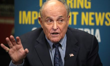 Rudy Giuliani Says He's Been Abducted By Aliens 5 Times