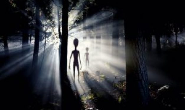 Could invisible aliens exist among us?